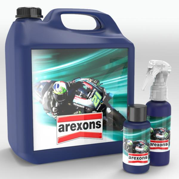 Arexons packaging